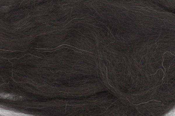 Alpaca schwarzbraun